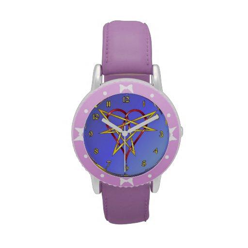 HeartStar Reloj