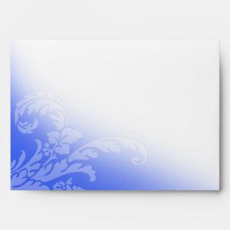 Heartstrings A7 cobalt Envelopes