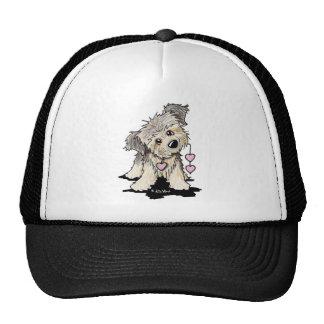 Heartstrings Border Terrier Trucker Hat