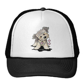 Heartstrings Border Terrier Trucker Hat