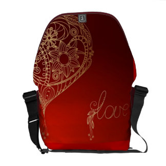 Heartstrings Courier Bags