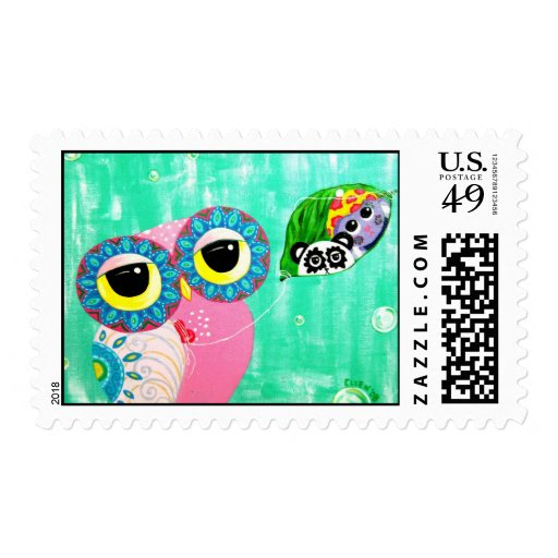 Heartstrings Postage Stamps