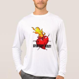 heartstrings Splintered Reality long sleeve T-Shirt