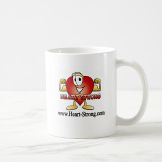 Heartstrong Coffee Mug