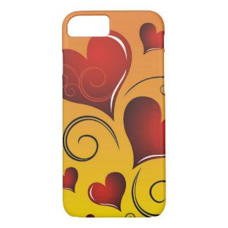 Heartswirls iPhone 8/7 Case