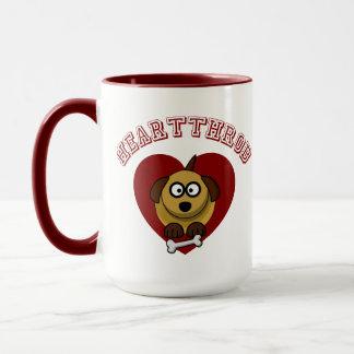 Heartthrob - Valentine's Puppy Love Coffee Cup