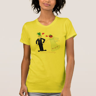 Hearty Marriage (Pine & Berry) T-Shirt
