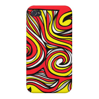 Hearty Powerful Flourishing Sympathetic iPhone 4/4S Cover