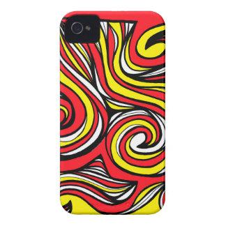 Hearty Powerful Flourishing Sympathetic iPhone 4 Case-Mate Case