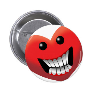Hearty Smile Buttons