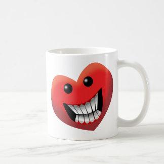 Hearty Smile Mug