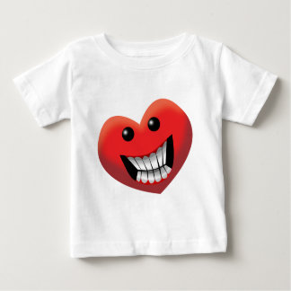 Hearty Smile T Shirt