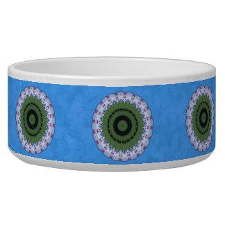 Hearty Wheel Kaleidoscope Mandala Bowl