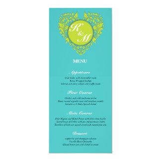 HeartyParty 4x9.25 Paper Invitation Card