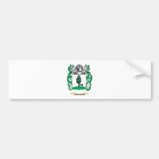 Heaslip Coat of Arms (Family Crest) Bumper Sticker