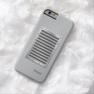 Heat Air Ventilation Grille Funny Barely There iPhone 6 Case