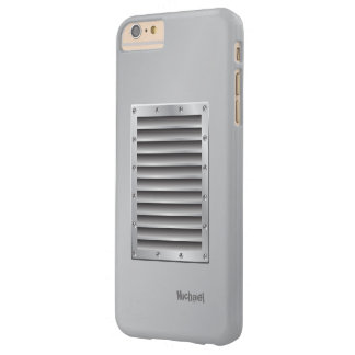 Heat Air Ventilation Grille Funny Barely There iPhone 6 Plus Case