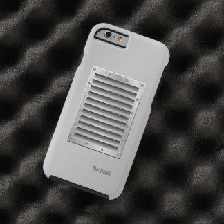 Heat Air Ventilation Grille Funny Tough iPhone 6 Case