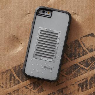Heat Air Ventilation Grille Funny Tough Xtreme iPhone 6 Case