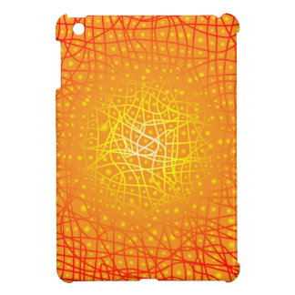 Heat Background iPad Mini Cases