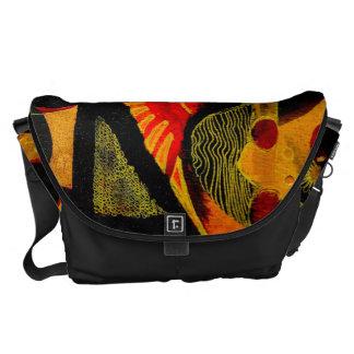 Heat. Courier Bag