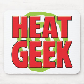 Heat Geek Mouse Mat