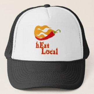 hEat Local Trucker Hat