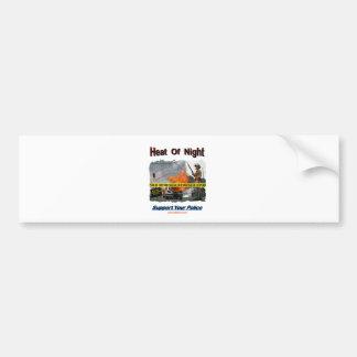 Heat_Of_Night Bumper Sticker