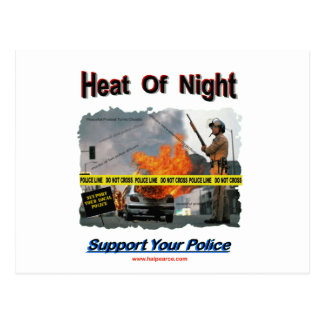Heat_Of_Night Postcard