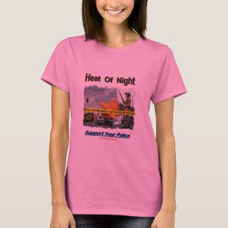 Heat_Of_Night T-Shirt