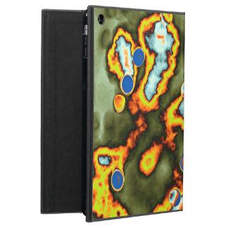 Heat Sensor Texture iPad Air Covers