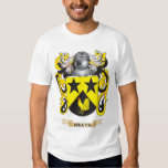 Heath Coat of Arms (Family Crest) T-Shirt