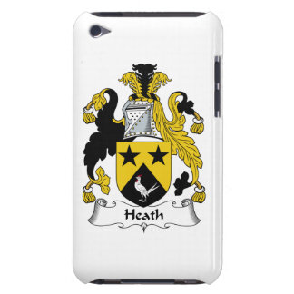 Heath Family Crest iPod Touch Cases