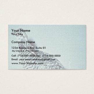 Heath Hen Business Card