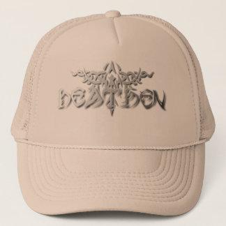 Heathen Khaki Trucker Hat