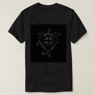 Heathen Pride Black T-shirt