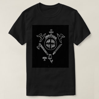 Heathen Pride Black T-shirt 2