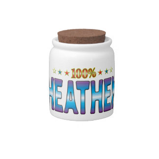 Heathen Star Tag v2 Candy Jar