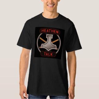Heathen Talk Logo Shirt Mens