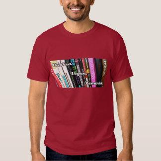 Heathen. Vegan. Feminist. T-shirt
