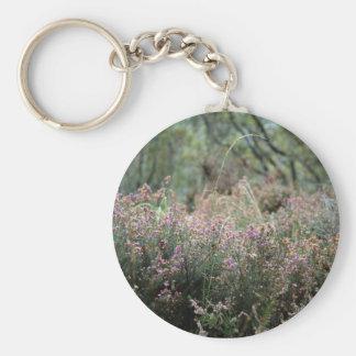 Heather and Wild Grass Keychain