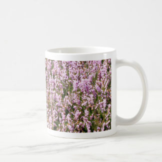 Heather Flowers Beautiful View Coffee Mug