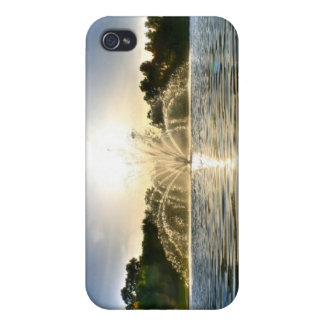Heather Fountain iphone Case iPhone 4/4S Cover