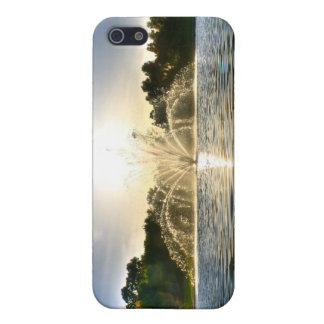 Heather Fountain iphone Case iPhone 5 Case