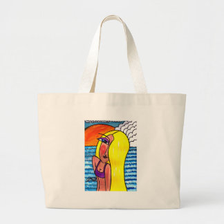 Heather in Huntington Tote Bag