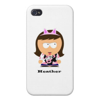 Heather iPhone Case iPhone 4/4S Cover