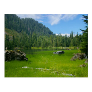 Heather Lake postcard
