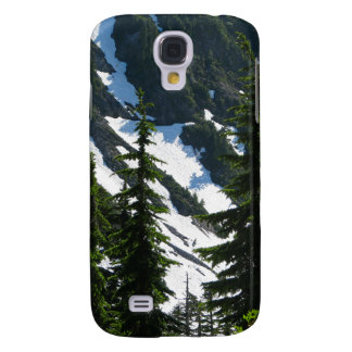 Heather Meadows Trees Samsung Galaxy S4 Cover