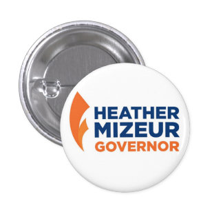 Heather Mizeur Button