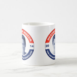 Heather Mizeur Retro Mug